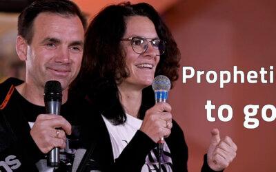 Prophetie to go – Alltagstaugliche Ermutigung!