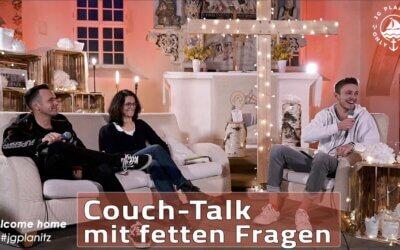 Couch-Talk mit fetten Fragen – JG Input mit Burkhard und Conny Viertel